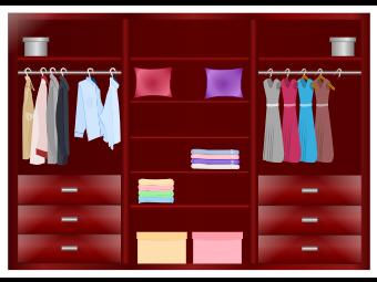 Closet Floor Plan