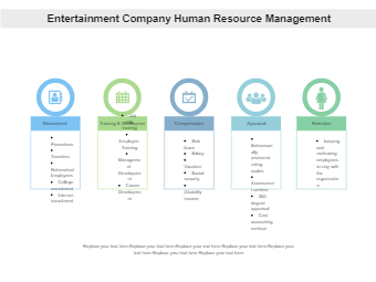 Entertainment Company HRM