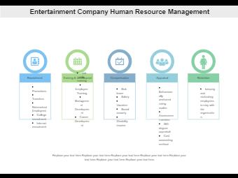 Entertainment Company HRM