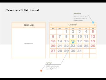 Day Plan Calendar