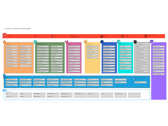 Salesforce Capability Map