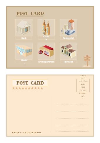 Building Postcard