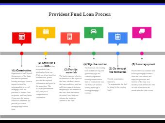 Provident Fund Loan Process