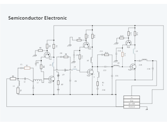 Semiconductor Electronic Diagram