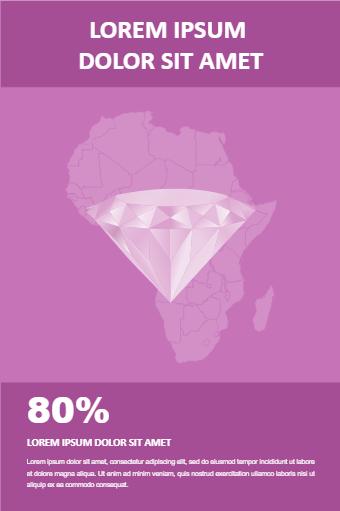 Diamond Poster