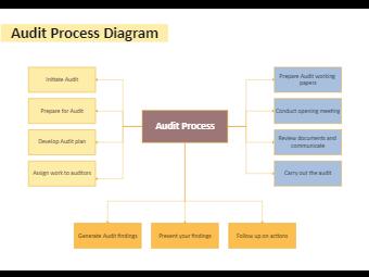 Audit Process Diagram
