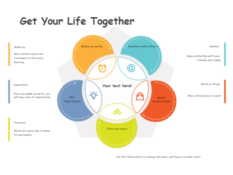 Venn Diagram - Get Life Together