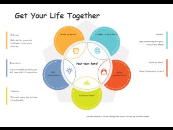 Venn Diagram - Get Life Together