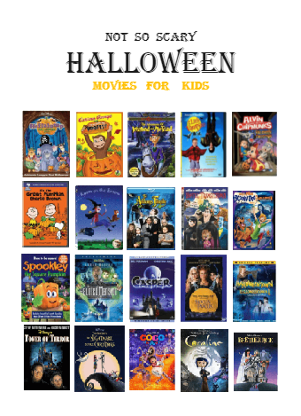 Halloween Movies for Kid