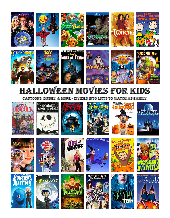 Halloween Movies Series
