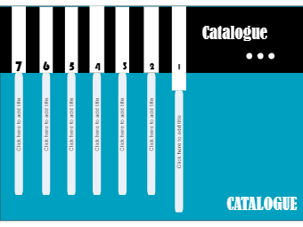 Blank Catelogue Diagram