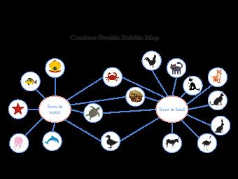 Creature Double Bubble Map