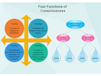 Consciousness Functions Diagram