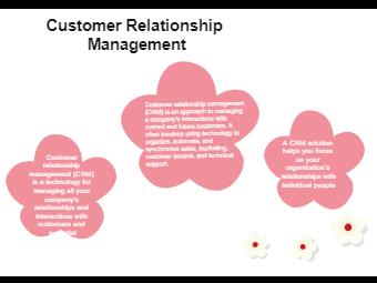 Customer Relationship Managemen