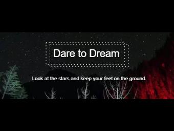 Dare Dream Facebook Cover