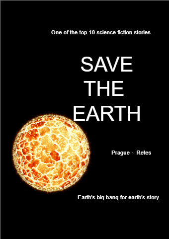 Earth Fiction Book Cover