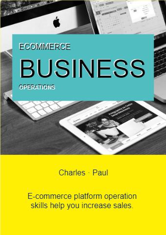 E-Commerce Book Cover