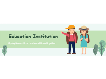 Education Institution LinkedIn Cover