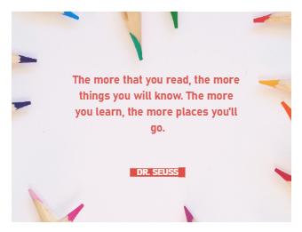 Teacher Inspiration Quote