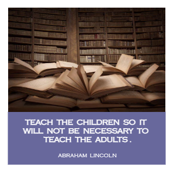 Education Quote Example