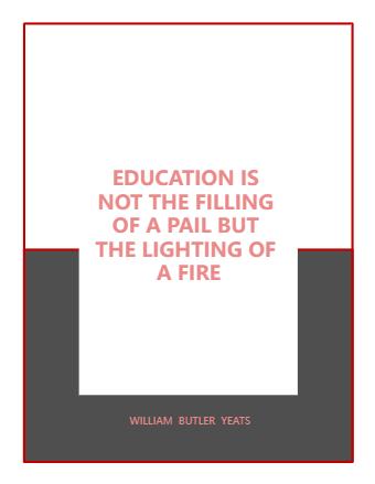 Inspiring Education Quote