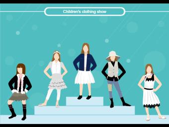 Children Fashion Design