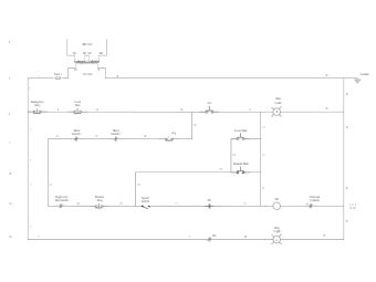 Light and Switches Wiring Diagram