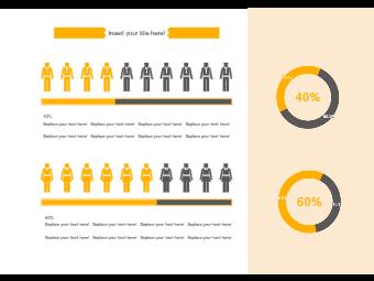 Percentage Chart - Autumn
