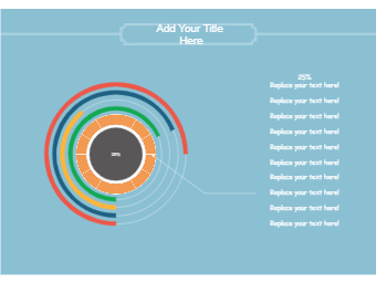 Percentage Chart - Sea
