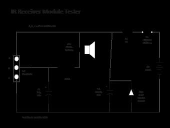 IR Receiver Module Tester