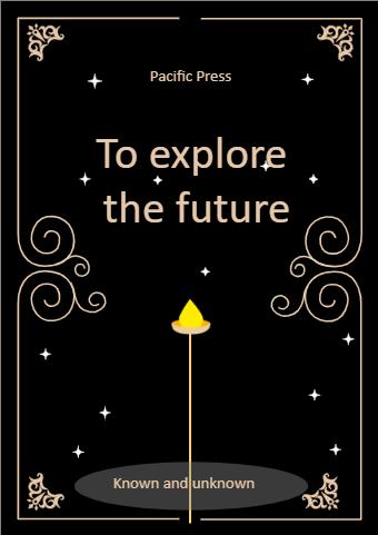 Explore Future Fiction Book Cover