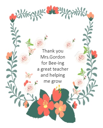 Thank You For Beeing
