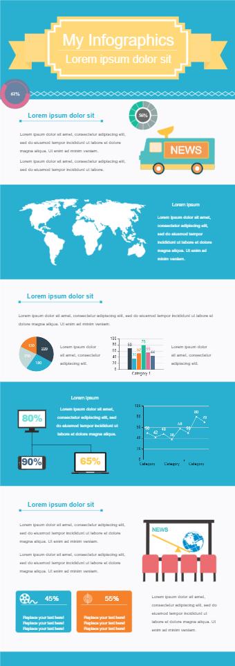 Global News Infographic