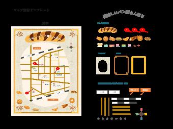 Bakery Tour Map