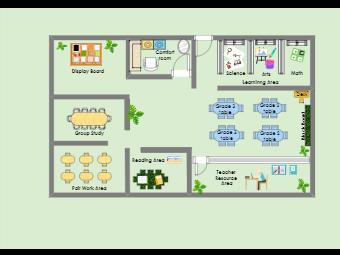 Multigrade Floor Plan