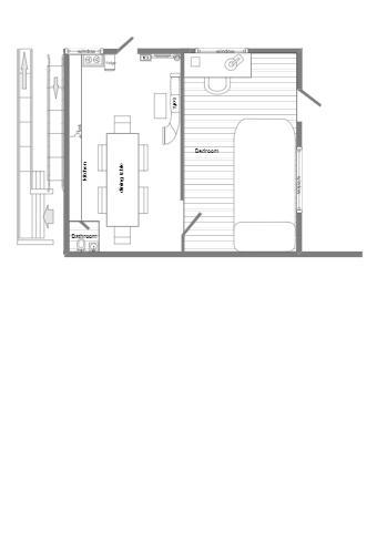 Mini House Floor Plan