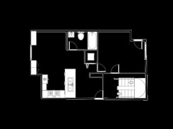 98 Clergy St Floor Plan