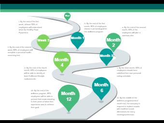 Wellness Program Roadmap