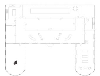 The Apple Store in Vaud Floor Plan