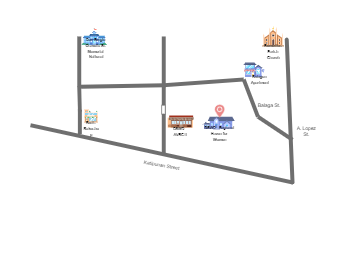 Historical Street Directional Map