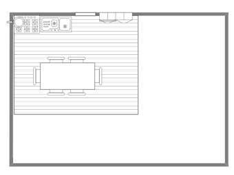 House Kitchen Floor Plan