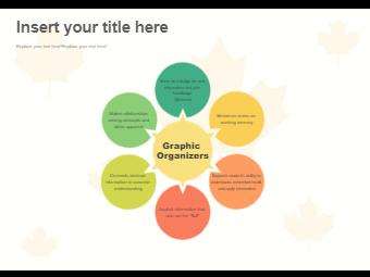 Graphic Organizer Definition