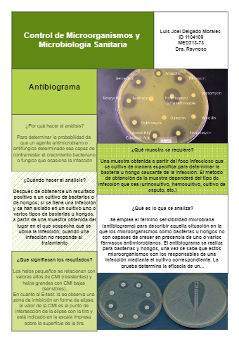 Sanitary Microbiology: Control of Microorganisms