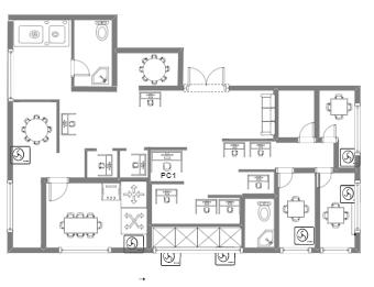 UTAVI OFFICE FLOOR DESIGN
