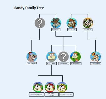 Sandy Family Tree