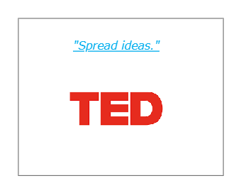 TED Mission Statement
