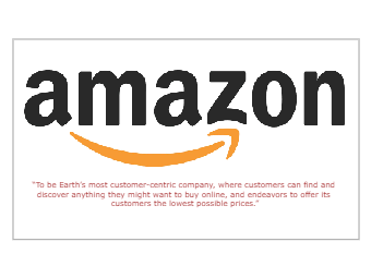 Amazon Mission Statement