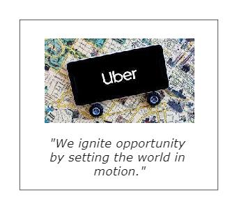 Uber Mission Statement