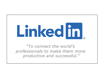 Mission Statement Example About LinkedIn