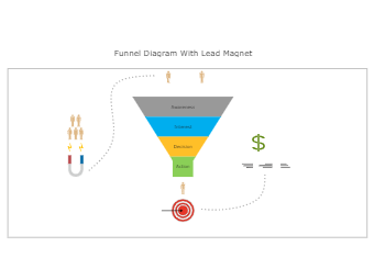 Funnel Chart PowerPoint Template